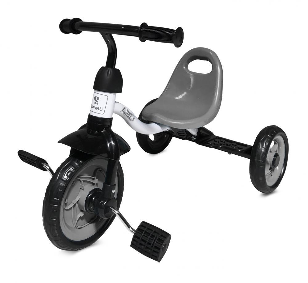 Tricicleta A30 Grey White