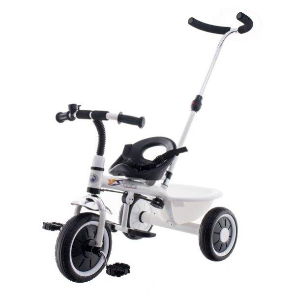 Tricicleta Eurobaby T305 alb