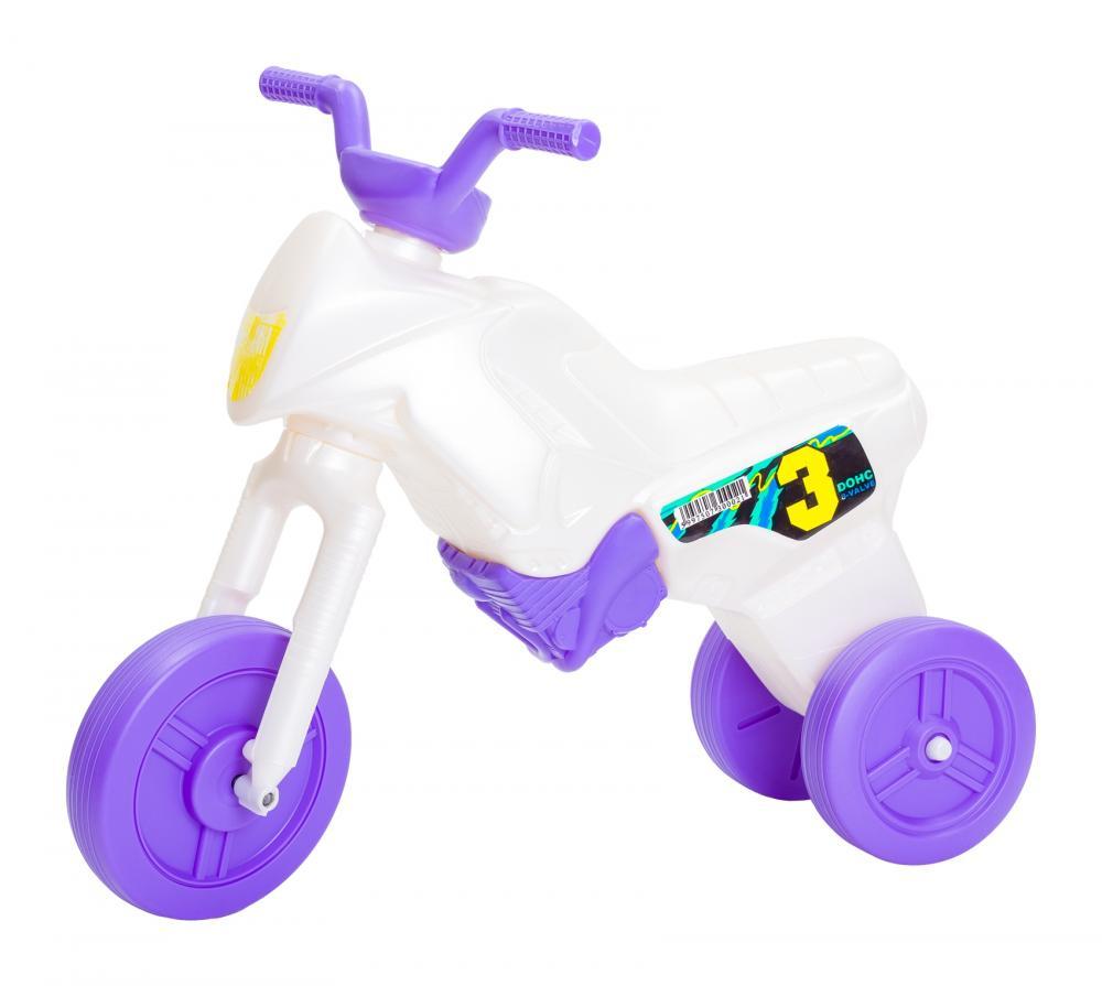 Tricicleta pentru copii Enduro Maxi B16 AlbMov