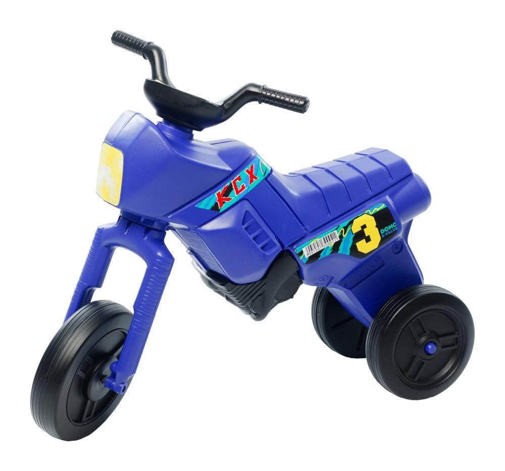 Tricicleta pentru copii Enduro Maxi B3 albastru indigo