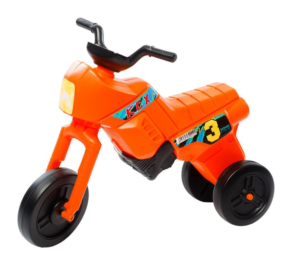 Tricicleta pentru copii Enduro Maxi B8 portocaliu