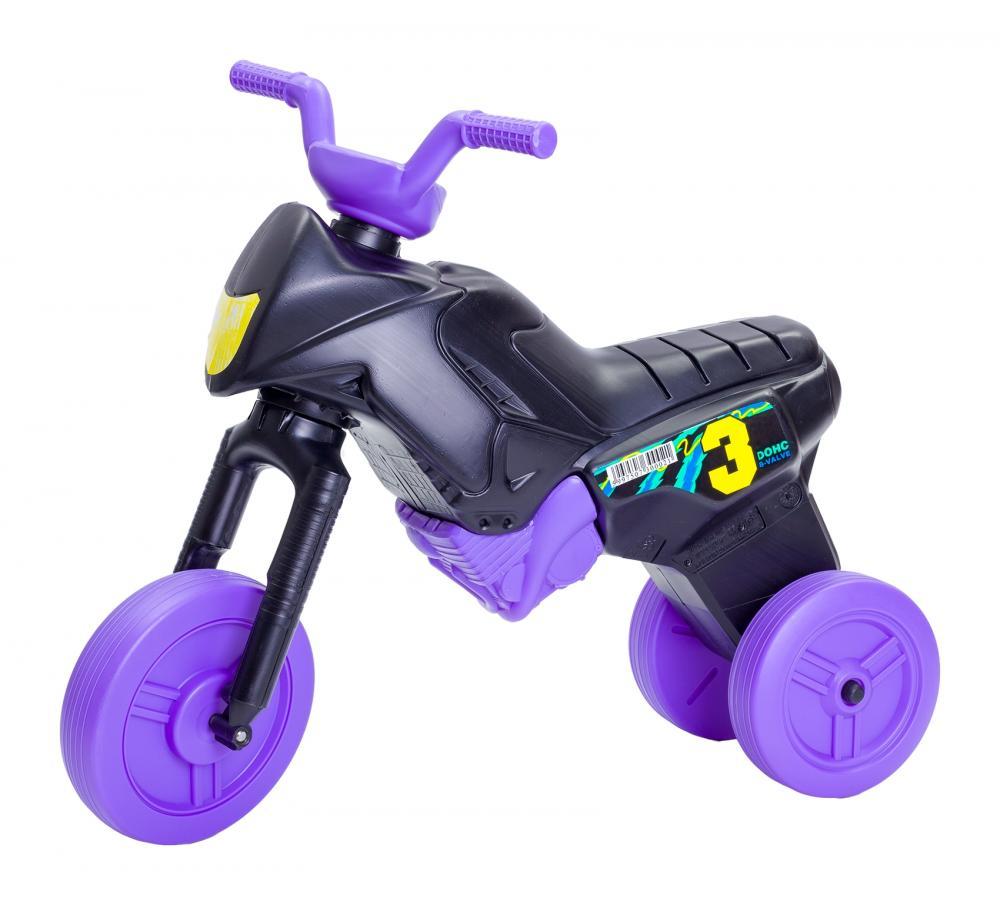 Tricicleta pentru copii Enduro Maxi B15 NegruMov