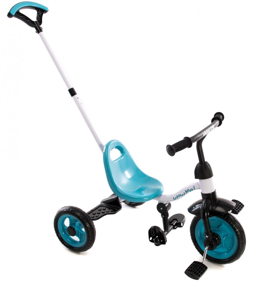Tricicleta pentru copii Wow Me Blue