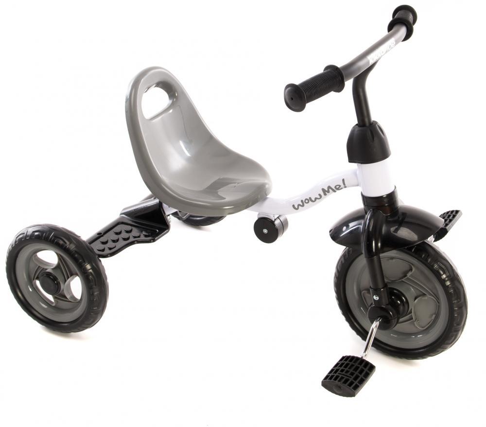 Tricicleta pentru copii Wow Me Grey