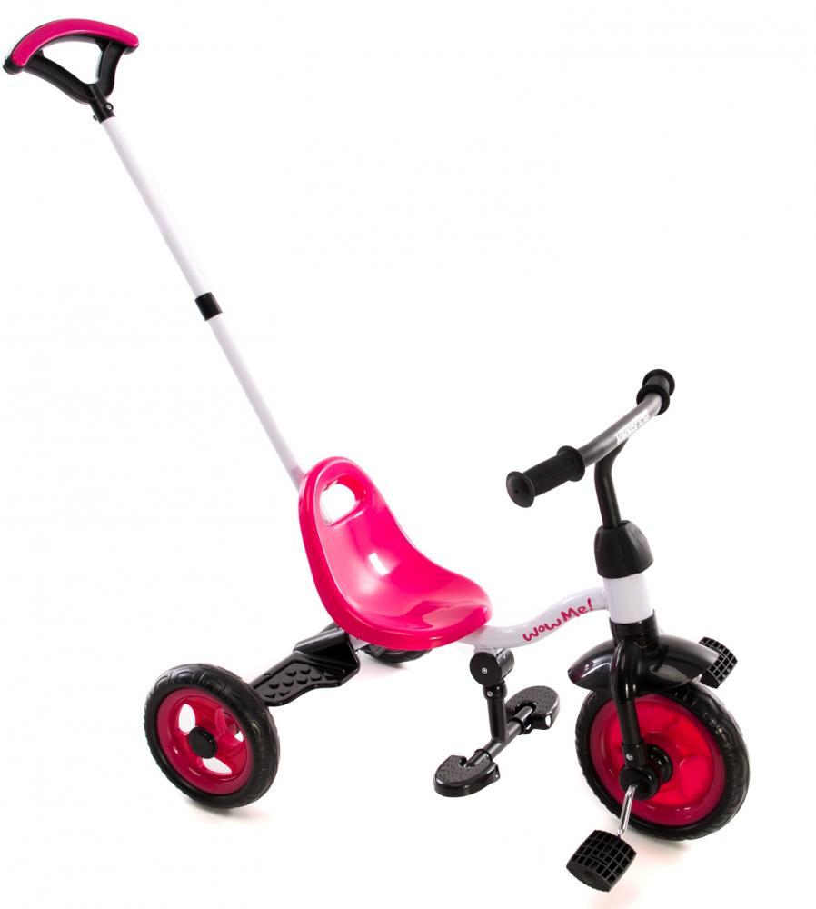 Tricicleta pentru copii Wow Me Pink