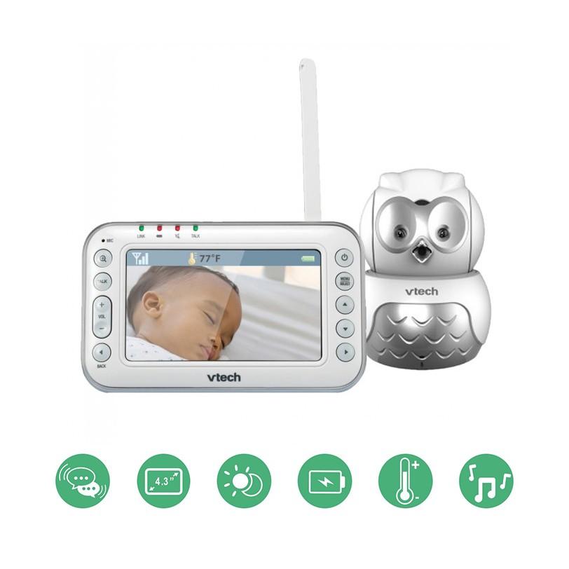 Videofon digital bufnita camera rotativa Vtech BM4600
