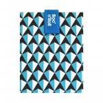 Ambalaj reutilizabil pentru sandwich Boc n Roll Tiles bleu