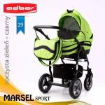 Carucior 3 in 1 Adbor Marsel Sport adb29