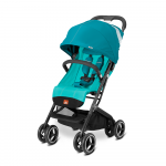 Carucior sport ultracompact Qbit + Capri blue