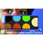 Culori make-up non alergice Djeco natur