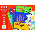 Edu Stick Djeco Stickere educative Culori