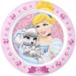 Farfurie melamina Princess Pets Lulabi 9247000