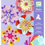 Flori din hartie Djeco
