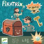 Joc de petrecere Djeco Piratrix gaseste comoara