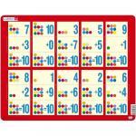 Puzzle Adunarea 1 - 10C, 10 Piese Larsen LRAR13