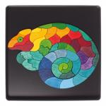 Puzzle magnetic Cameleon