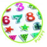 Set abtibilduri Djeco aniversare