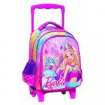 Ghiozdan Troller Gradinita Barbie