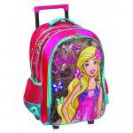 Troller scoala Barbie Sparkle Bright