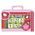 Trusa 7 stampile Hello Kitty