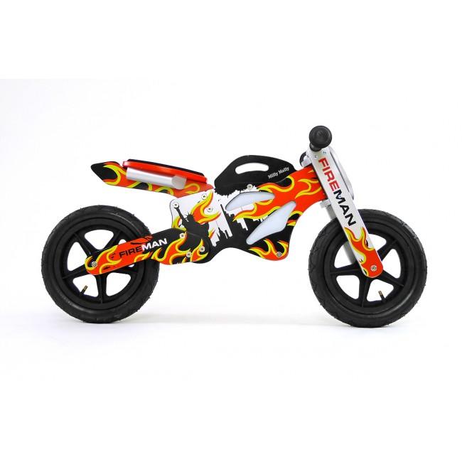 Bicicleta fara pedale GTX Fireman