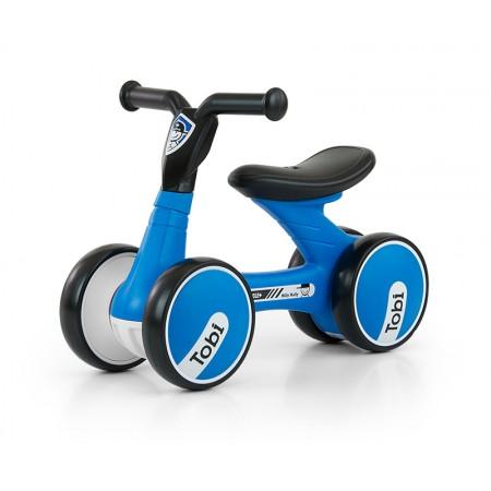 Bicicleta fara pedale Tobi Blue
