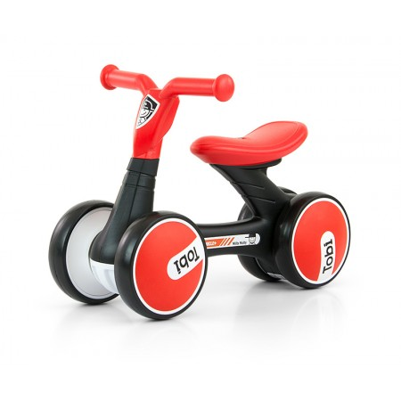 Bicicleta fara pedale Tobi Red