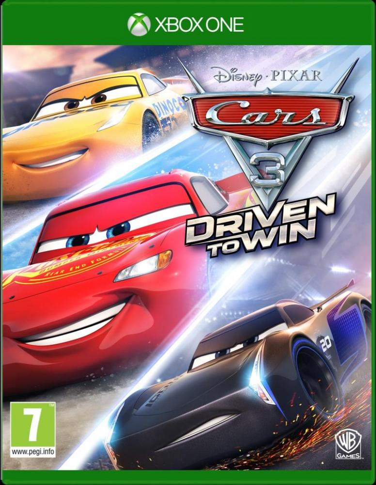 Joc cars 3 driven to win xbox one