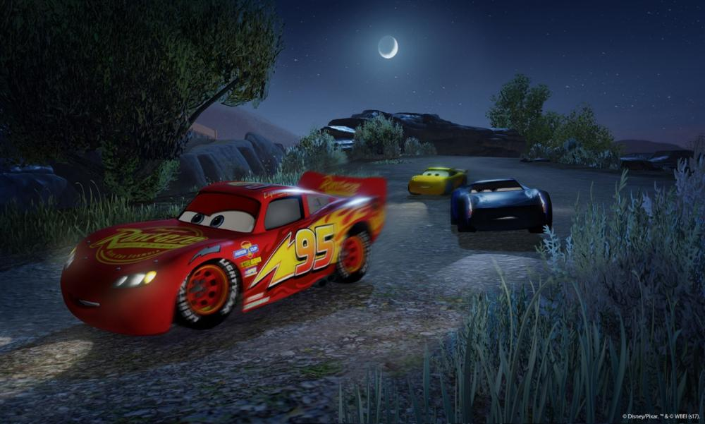Joc cars 3 driven to win xbox360