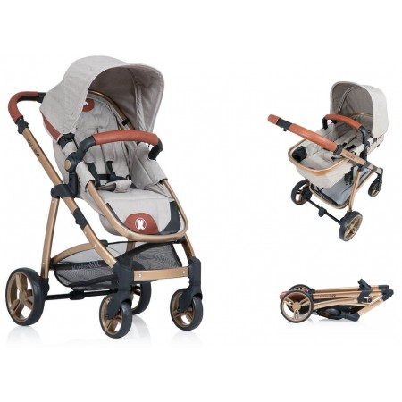 Carucior Jazz 2 in 1 Sand Brown