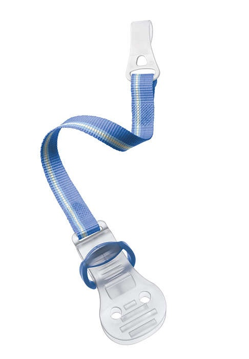 Clema pentru suzeta Philips Avent albastru
