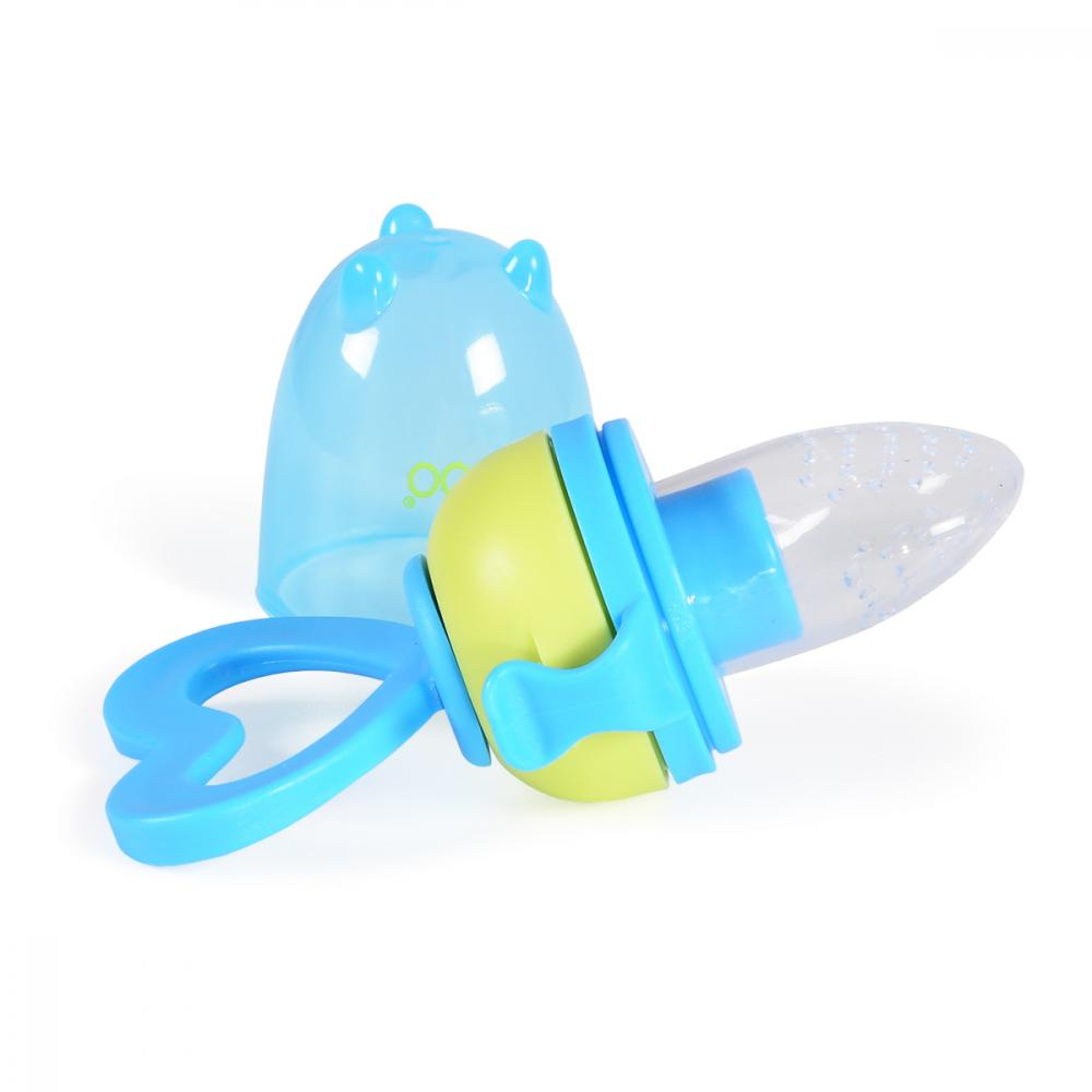 Dispozitiv de hranire Food Feeder Love blue