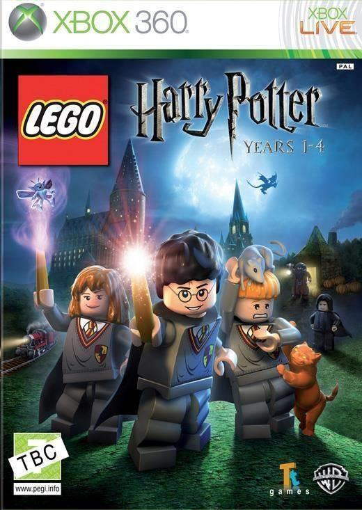 Joc lego harry potter years 1-4 classics xbox 360