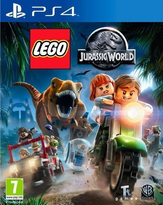 Joc lego jurassic word - ps4
