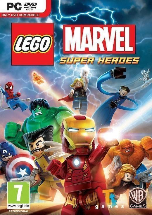 Joc lego marvel super heroes pc