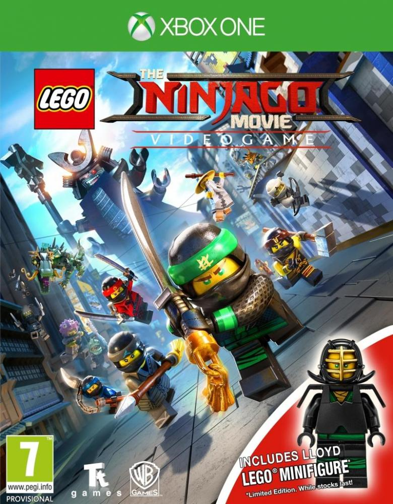 Joc lego ninjago movie toy edition xbox one