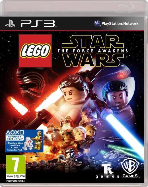 Joc lego star wars the force awakens ps3