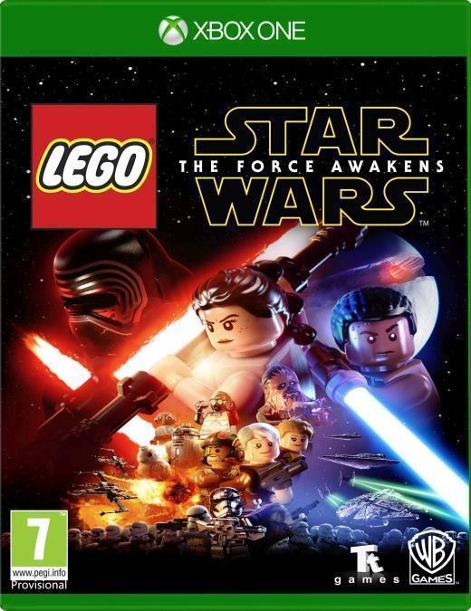 Joc Lego Star Ward the force  Awakens - XBox One