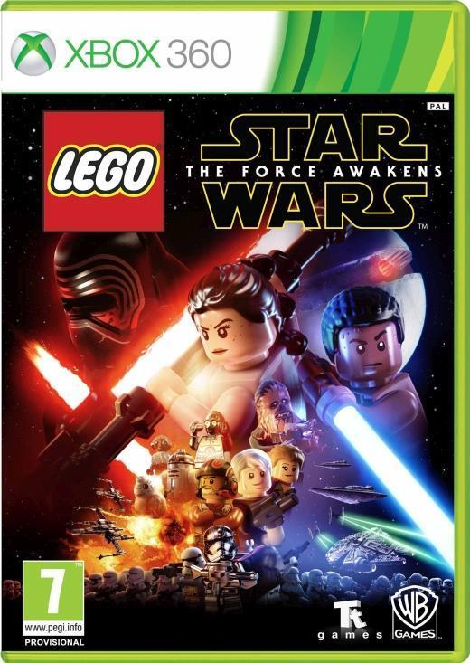 Joc lego star wars the force awakens xbox 360