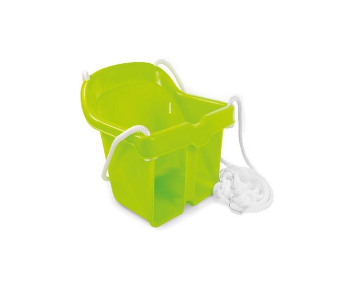 Leagan din plastic Mochtoys Verde imagine