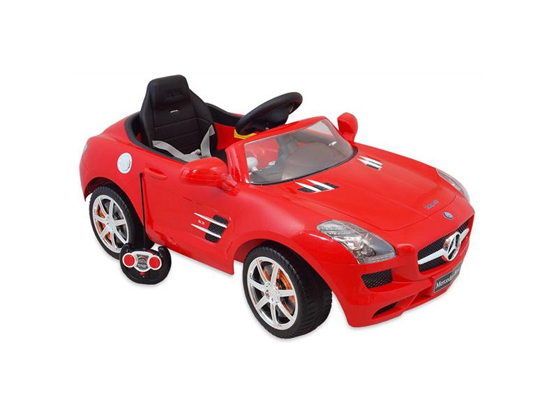 Masina electrica copii Baby Mix UR Z681BR 12 Red imagine