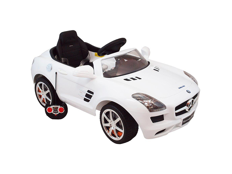 Masina electrica copii Baby Mix UR Z681BR 12 White imagine