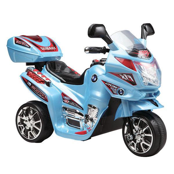 Motocicleta electrica C051 Blue