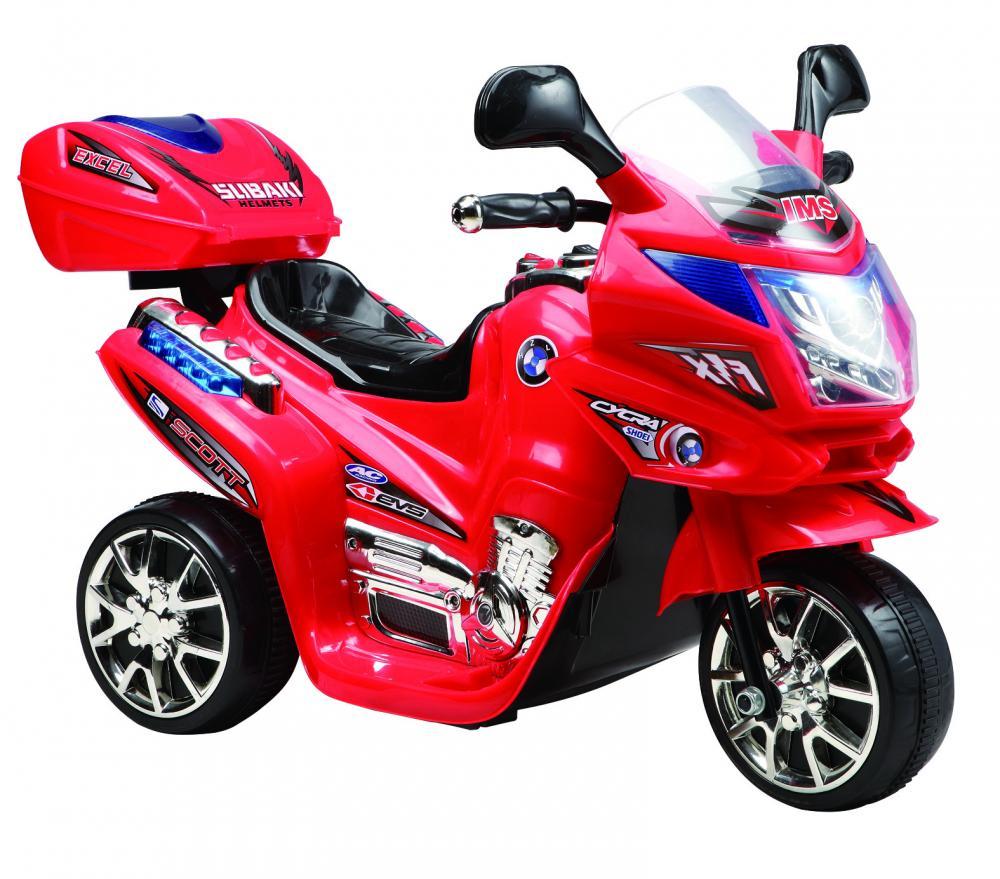 Motocicleta electrica C051 Red