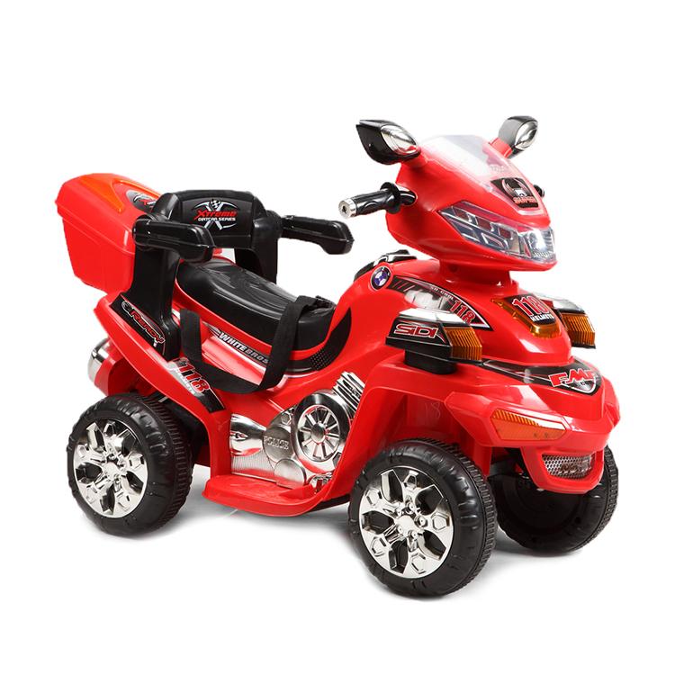 Motocicleta electrica cu telecomanda Buggy Red