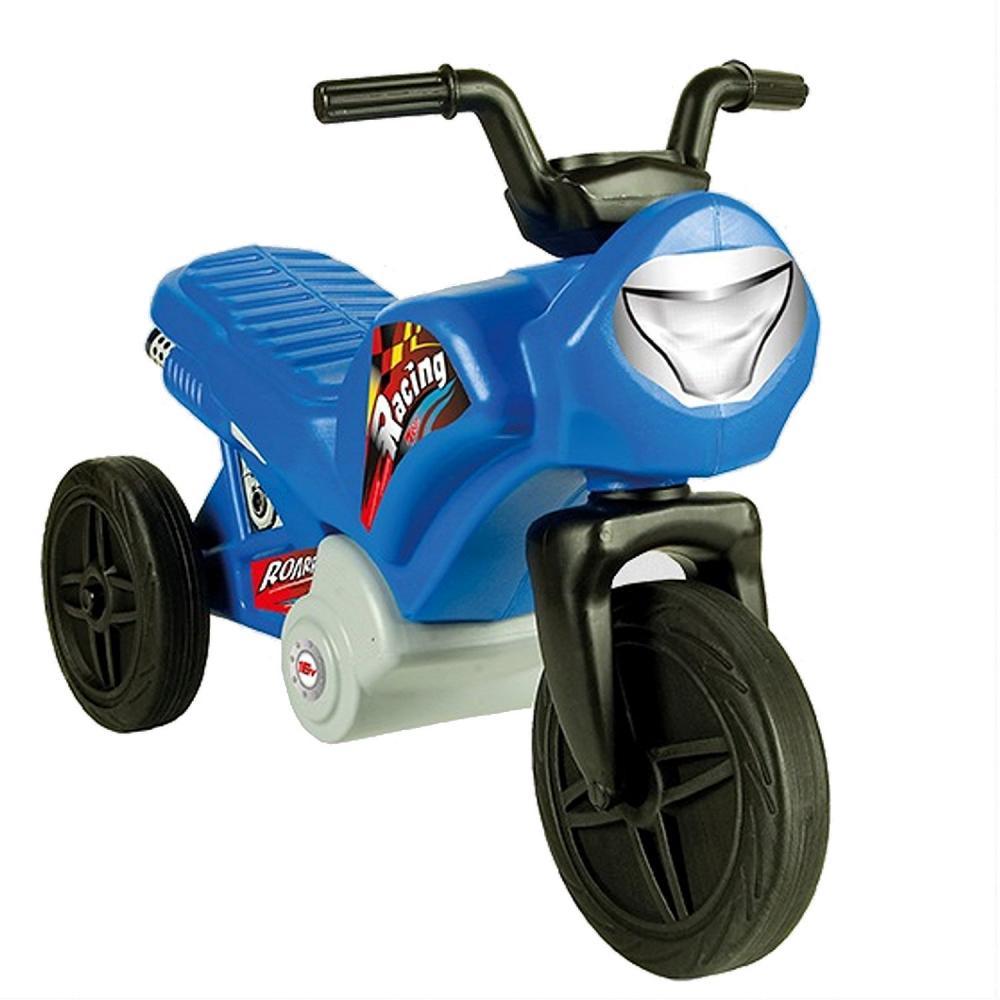 Motocicleta fara pedale Ride on Motor Blue