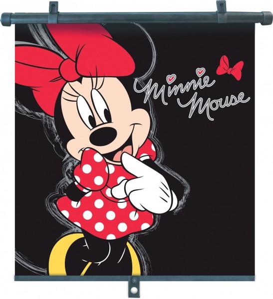 Parasolar rulou retractabil cu licenta Eurasia Minnie Mouse