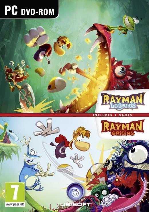 Joc Rayman Double Pack - PC