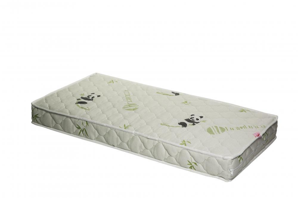 Saltea Sweet Dreams Memory Sandwich Cu Fibre Din Bambus 120x60x10 Cm