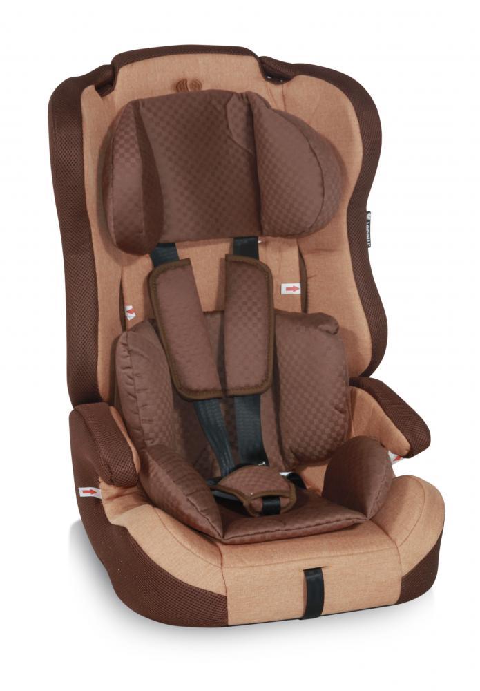 Scaun auto 9-36 kg Isofix Murano Beige Brown